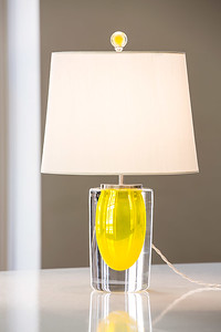 cartwright_murano_ombre_bollo_lamp_transparent_yellow  EXPRESS LINK: http://cartwrightny.com