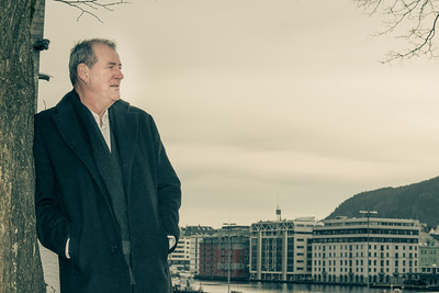 Thor Brekkeflat_ profil_Bergenhus Festning_FOTOGRUPPEN