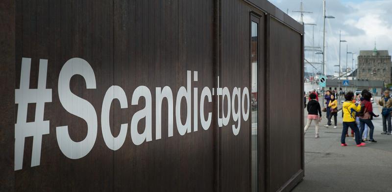 Scandic - mobilhotel