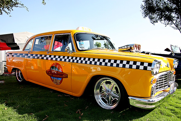 Orange County Cruise Car Show
