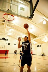 Providence Hall Basketball