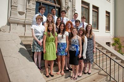 Seniors 2010-11