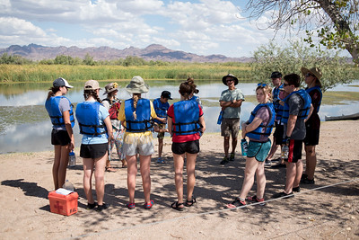9th Grade Retreat - Lower Colorado River