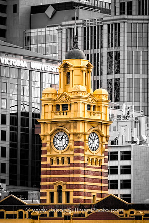 Iconic Clock Tower