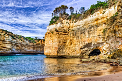 View in photo store: Sheltered Beach
