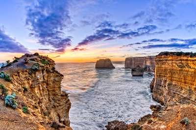 Great Ocean Sunset