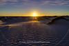 Ring Flare Sunset