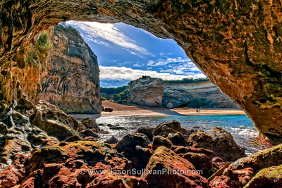 View in photo store: Window to the Beach