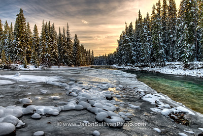 View in photo store: Evening at Baker Creek