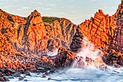 View in photo store: Coastal Ramparts