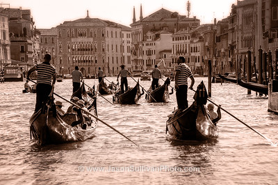 View in photo store: Rush Hour in Venice