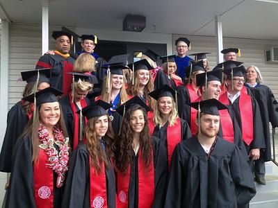 Deborah Tysor Graduation 2015