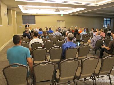 Deborah Tysor - Vetreans Symposium