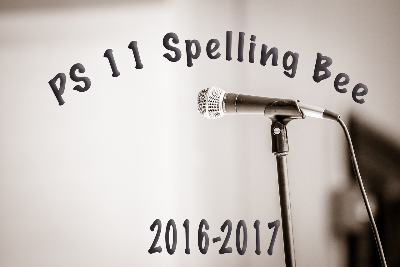 spelling bee open page