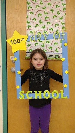 20170208  100th Day of School