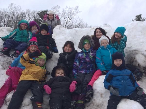 20170214  Winter Fun at Pollard!