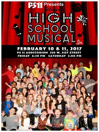 PS11 HS Musical 2017