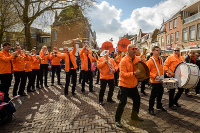 Orange Day Parade