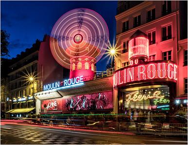 Moulin Rouge - PSA Score 11 Award of Merit