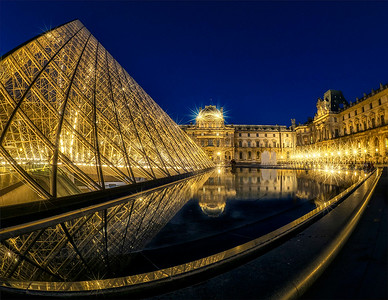 Louvre -PSA Score 13 - Award Of Merit