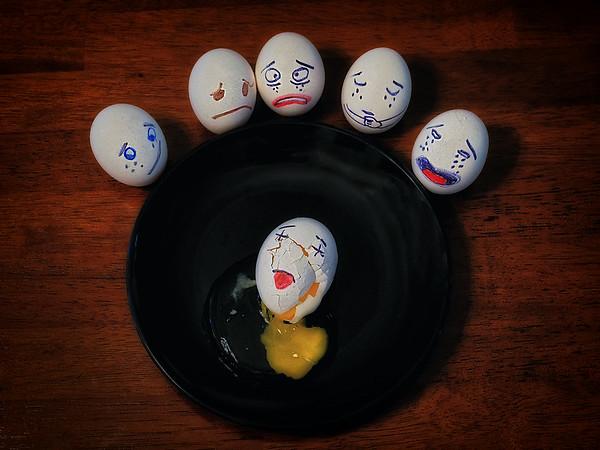 After Humpty Dumptys Fall - Gary Emord - PSA Score 8