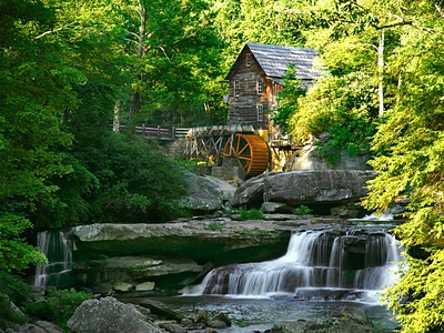 Jerry Koons - Grist Mill