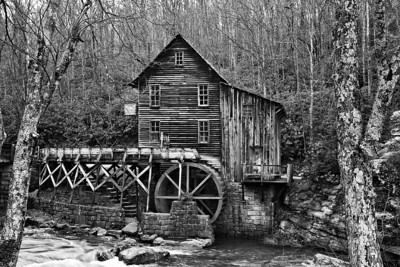 "Jerry Koons - ""The Old Mill"""
