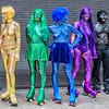 Gay Pride 2017, Humanoids