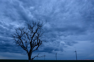 18  South Plains Blue Hour