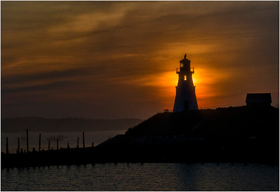 7  Mulholland Point Light