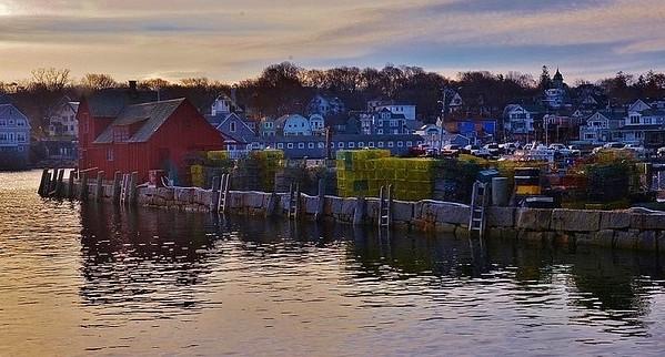 16  Harbor Dusk
