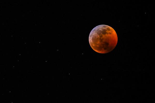 11 Blood Moon in Gemini