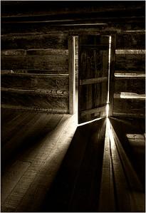 6.  Cabin Door -  PSA 9