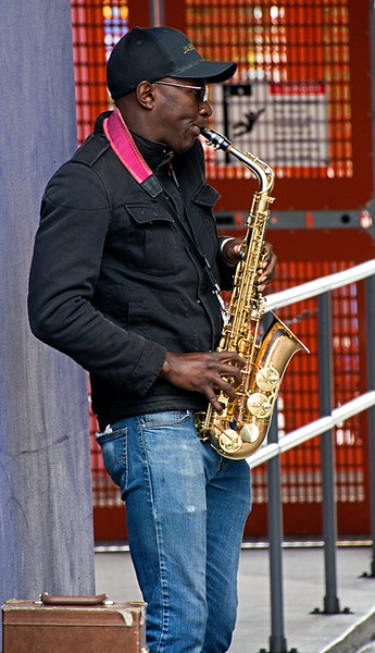 10. Jazz Man