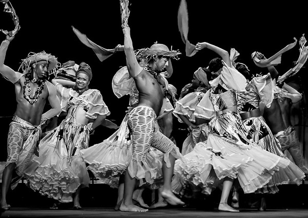 Dance in Cartegena by Rich Fiedorowicz  - Score: 13
