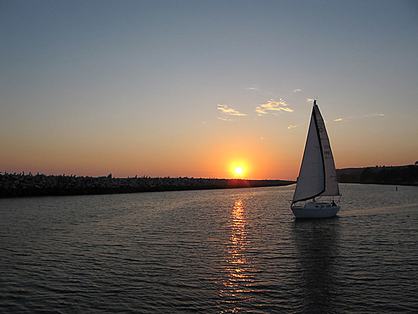 13Harbor Sunset