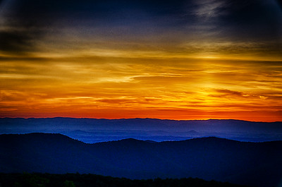 13. Shenandoah Sunset