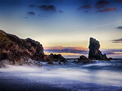 5. Iceland Beach- Gary Emord