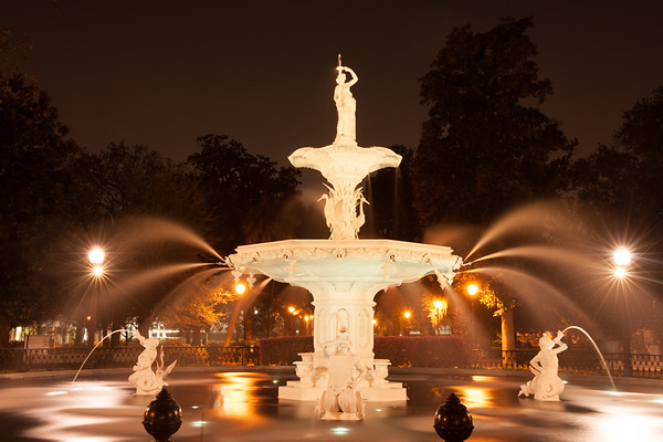 7	Forsyth Park Fountain