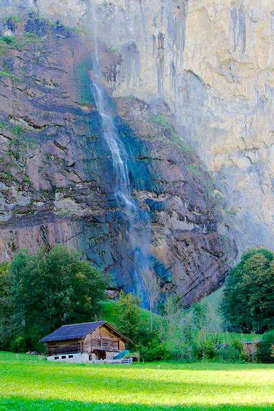 Lauterbrunnen Valley- Clarke Cochran PSA Score 10