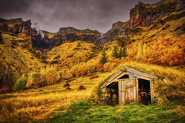 Iceland Farm-Gary Emord PSA Score 8