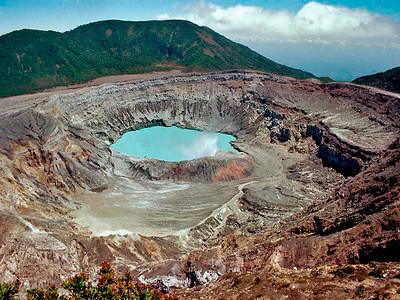 Irene Dowdy - Poa Volcano, Costa Rica