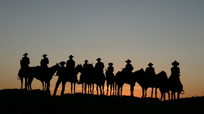"Sara Snyder -  ""The Iron Cowboys"""