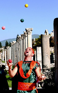 "Mark Weiss  -  ""Juggler of Ephesus"""