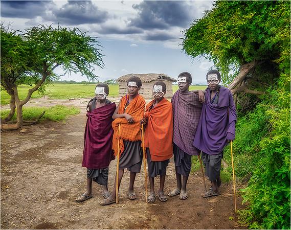 22. Tanzania Teens