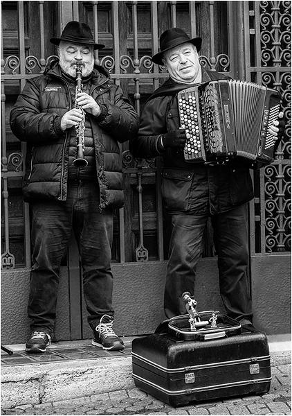 14. Klezmer Band