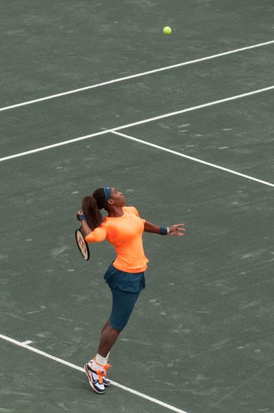 20. Serena