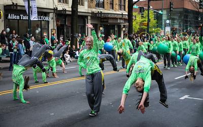 11.  St Patrick Parade