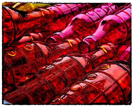 11. Red Bottles