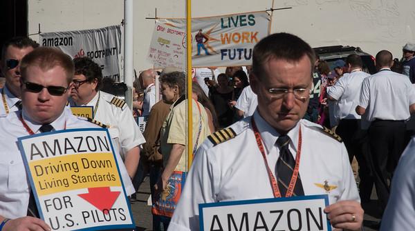 Amazon Shareholders Meeting  May 23, 2017